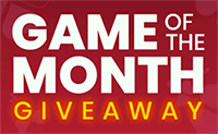 Play The Game of the Month Giveaway at mFortune Casino