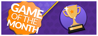 Mr Spin Casino offers you the Exclusive Game of Month Bonus