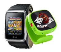 Play Online Casino on Smartwatch