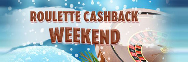 The Casino offers you an exclusive cashback promotion