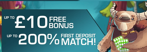 Two Types of Welcome Bonus in PocketWin Casino