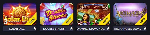 The Casino provides you big variety of games